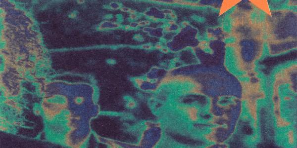 Orange First Star Cover der ersten CD